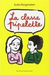 """Couverture du livre : """"La classe pipelette"""""""