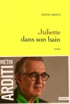 """Couverture du livre : """"Juliette dans son bain"""""""