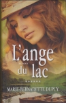 """Couverture du livre : """"L'ange du lac"""""""