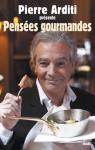 """Couverture du livre : """"Les pensées gourmandes"""""""