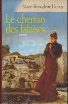 """Couverture du livre : """"Le chemin des falaises"""""""