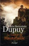 """Couverture du livre : """"Le cachot de Hautefaille"""""""