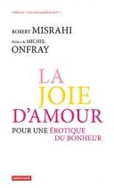 """Couverture du livre : """"La joie d'amour"""""""