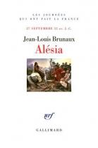 """Couverture du livre : """"Alésia"""""""