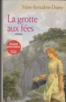 """Couverture du livre : """"La grotte aux fées"""""""