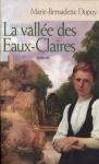 """Couverture du livre : """"La vallée des Eaux-Claires"""""""