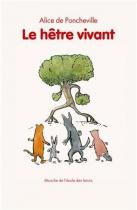 """Couverture du livre : """"Le hêtre vivant"""""""