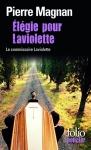 """Couverture du livre : """"Élégie pour Laviolette"""""""