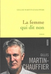 """Couverture du livre : """"La femme qui dit non"""""""