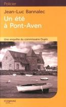 """Couverture du livre : """"Un été à Pont-Aven"""""""