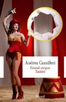 """Couverture du livre : """"Grand cirque Taddei"""""""