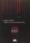 """Couverture du livre : """"Reboot"""""""