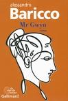 "Couverture du livre : ""Mr Gwyn"""