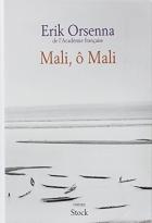 """Couverture du livre : """"Mali, ô Mali"""""""