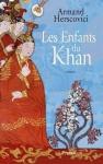 """Couverture du livre : """"Les enfants du Khan"""""""