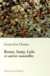 """Couverture du livre : """"Benny, Samy, Lulu"""""""