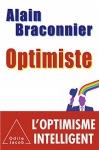 """Couverture du livre : """"Optimiste"""""""