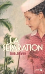 """Couverture du livre : """"La séparation"""""""