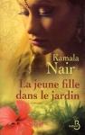 """Couverture du livre : """"La jeune fille dans le jardin"""""""