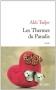 """Couverture du livre : """"Les thermes du paradis"""""""