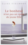 """Couverture du livre : """"Le bonheur n'est pas un sport de jeune fille"""""""