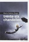 """Couverture du livre : """"Trente-six chandelles"""""""