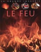 """Couverture du livre : """"Le feu"""""""