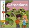 """Couverture du livre : """"Les émotions"""""""