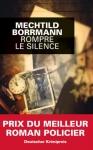"""Couverture du livre : """"Rompre le silence"""""""