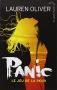 """Couverture du livre : """"Panic"""""""