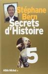 """Couverture du livre : """"Secrets d'Histoire 5"""""""
