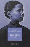 """Couverture du livre : """"Blue Book"""""""
