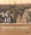 """Couverture du livre : """"Apocalypse en Belgique"""""""