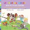"""Couverture du livre : """"Le tour du monde des petits déjeuners"""""""