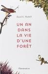 """Couverture du livre : """"Un an dans la vie d'une forêt"""""""