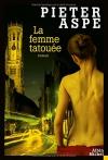 """Couverture du livre : """"La femme tatouée"""""""