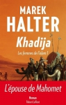 """Couverture du livre : """"Khadija"""""""