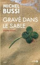 """Couverture du livre : """"Gravé dans le sable"""""""