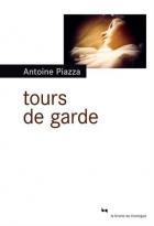 """Couverture du livre : """"Tours de garde"""""""