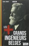 """Couverture du livre : """"Les plus grands ingénieurs belges"""""""