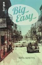 """Couverture du livre : """"Big easy"""""""