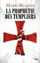 """Couverture du livre : """"La prophétie des templiers"""""""