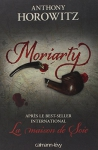"""Couverture du livre : """"Moriarty"""""""