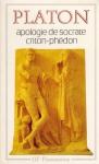 """Couverture du livre : """"Apologie de Socrate, Criton, Phédon"""""""
