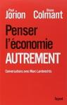 """Couverture du livre : """"Penser l'économie autrement"""""""