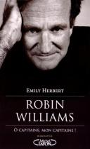 """Couverture du livre : """"Robin Williams"""""""