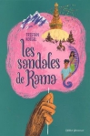"""Couverture du livre : """"Les sandales de Rama"""""""