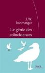 """Couverture du livre : """"Le génie des coïncidences"""""""
