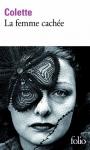 """Couverture du livre : """"La femme cachée"""""""