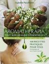 """Couverture du livre : """"Aromatherapia"""""""